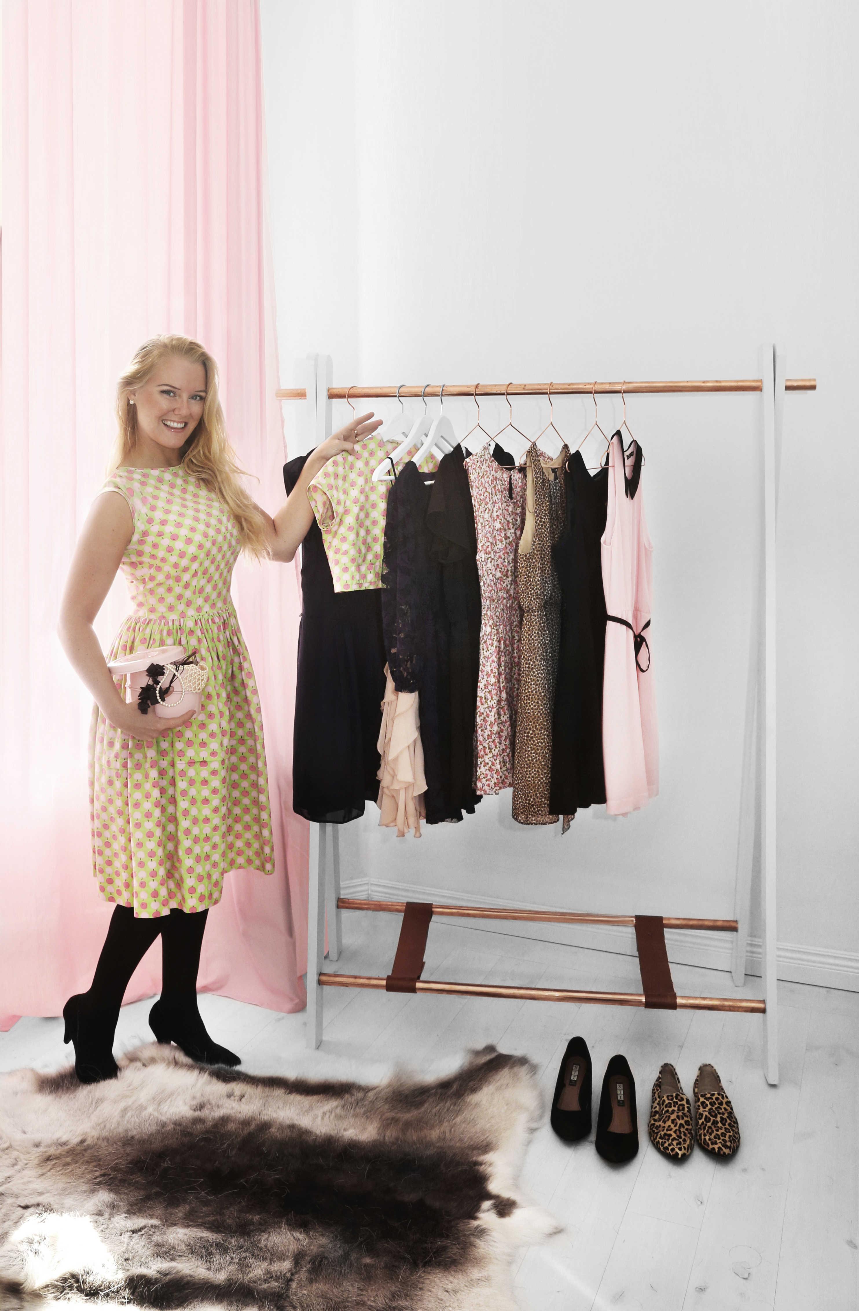 Gör din egen klädhängare Gör det själv DIY, Härligt hemma, Helgfixet, Hemmafix, Inredning
