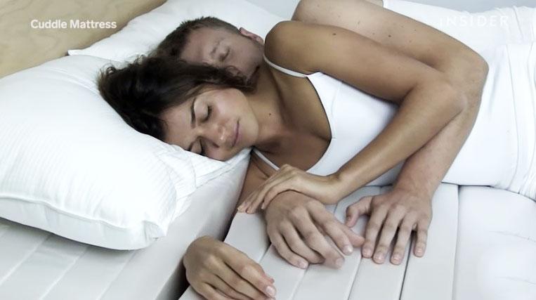 cuddle-mattrass