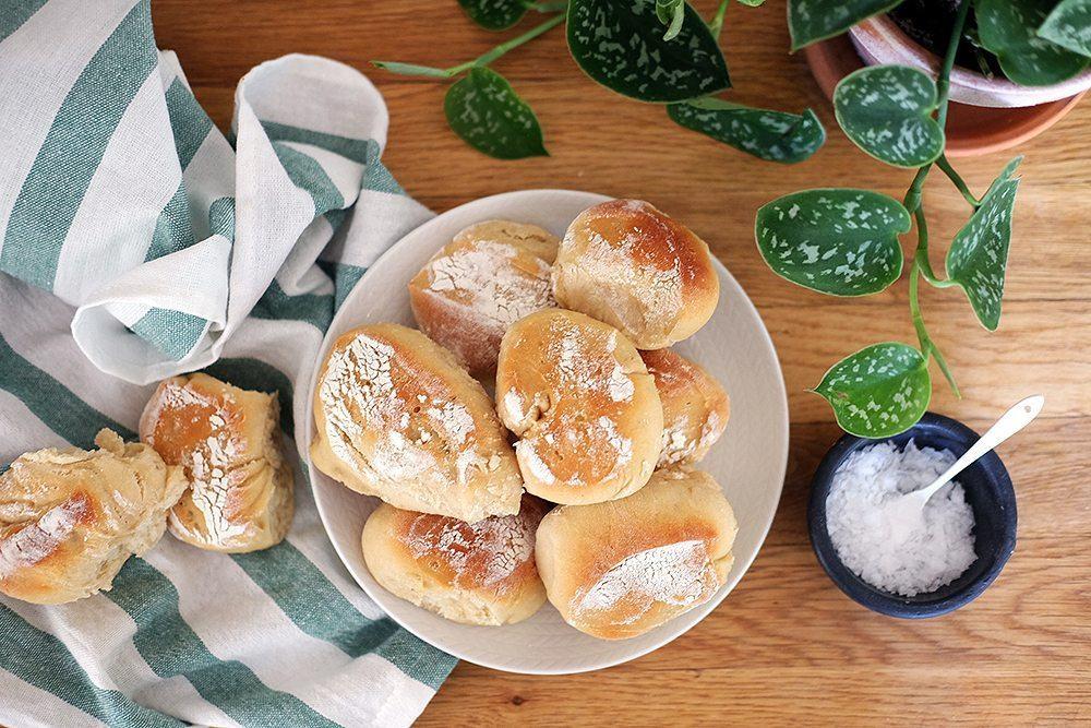 Recept: Nygräddat bröd – recept på världens bästa helgfrukost
