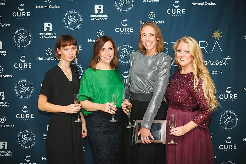 Hemmafixbloggen är Årets innovatör i Stora influencerpriset tillsammans med Husligheter och Helena Lyth