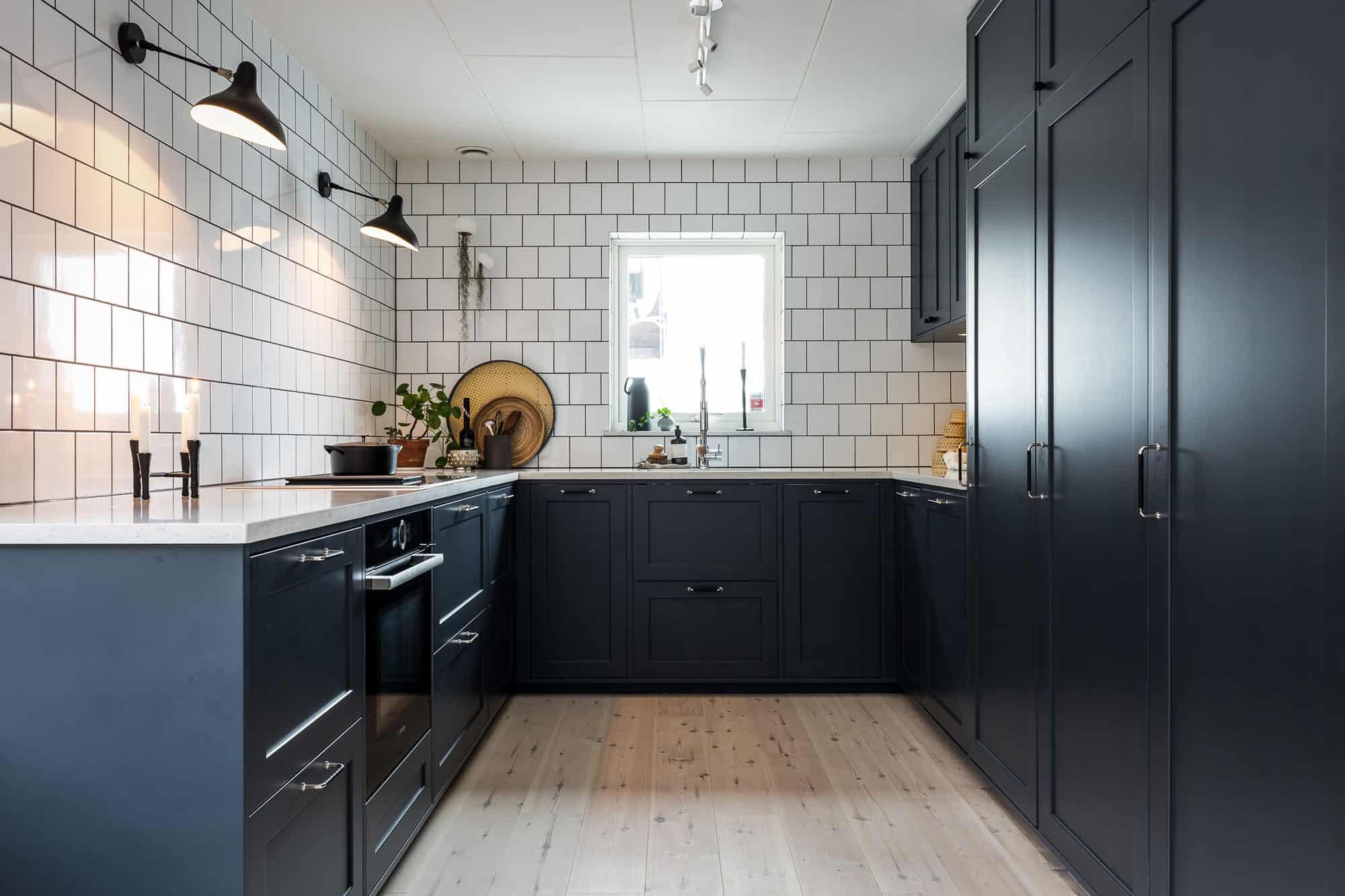 Före & efter: Stora köksrenoveringen