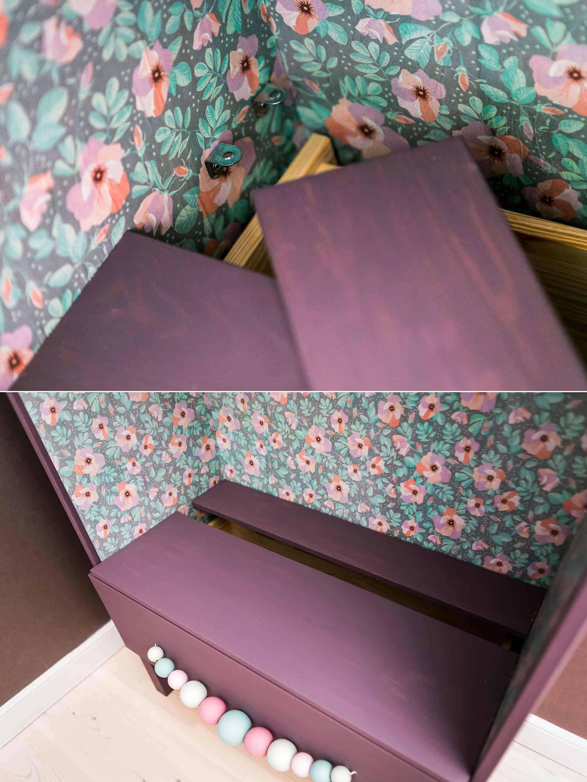 Ikea hack Tarva