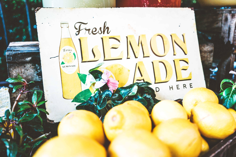 Lemonad med lavendel