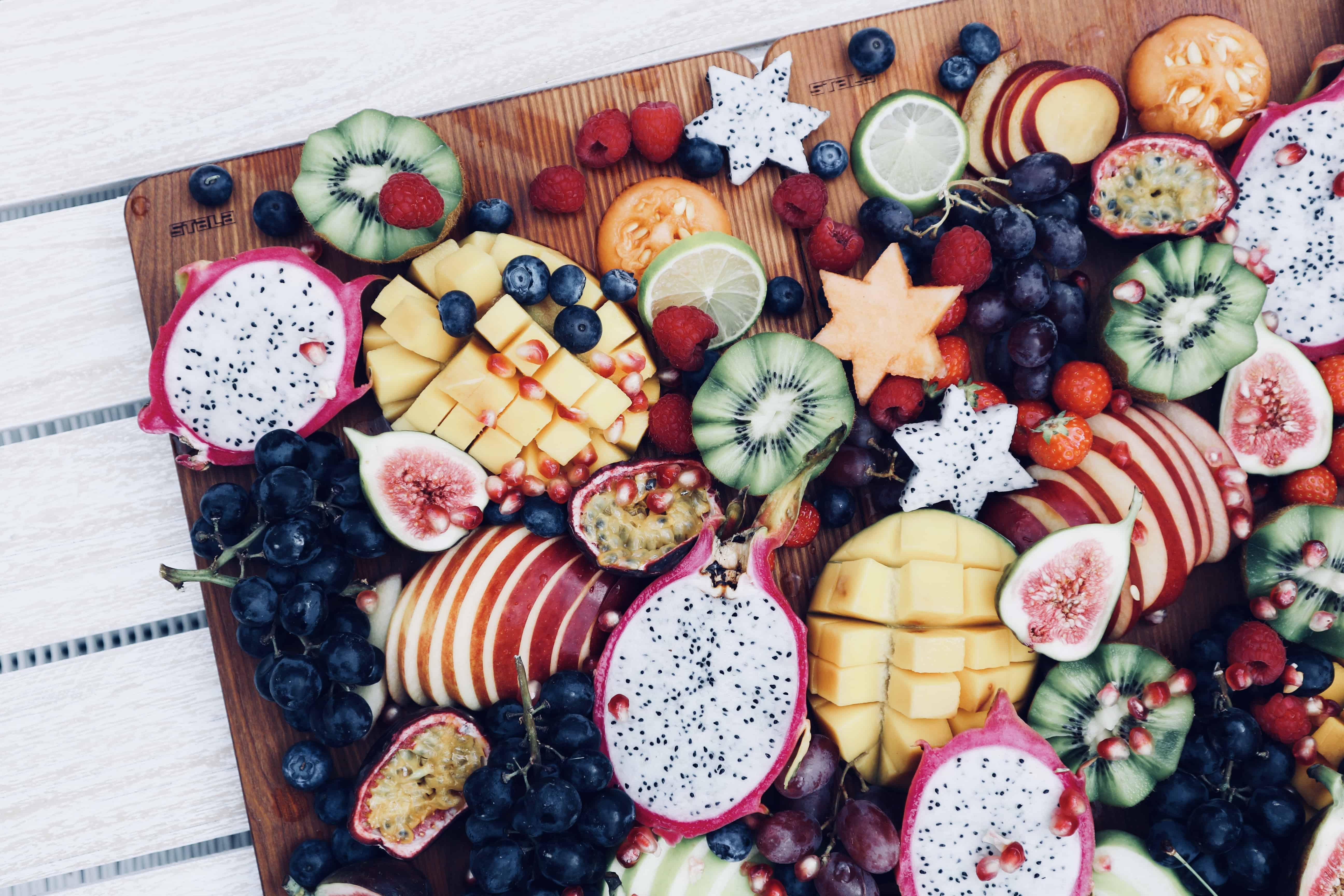 Svalka och överraska barnen med fruktbonanza i sommar