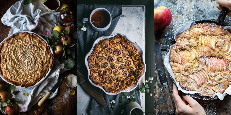 Säsongens 5 bästa äppelkakor och äppelpajer