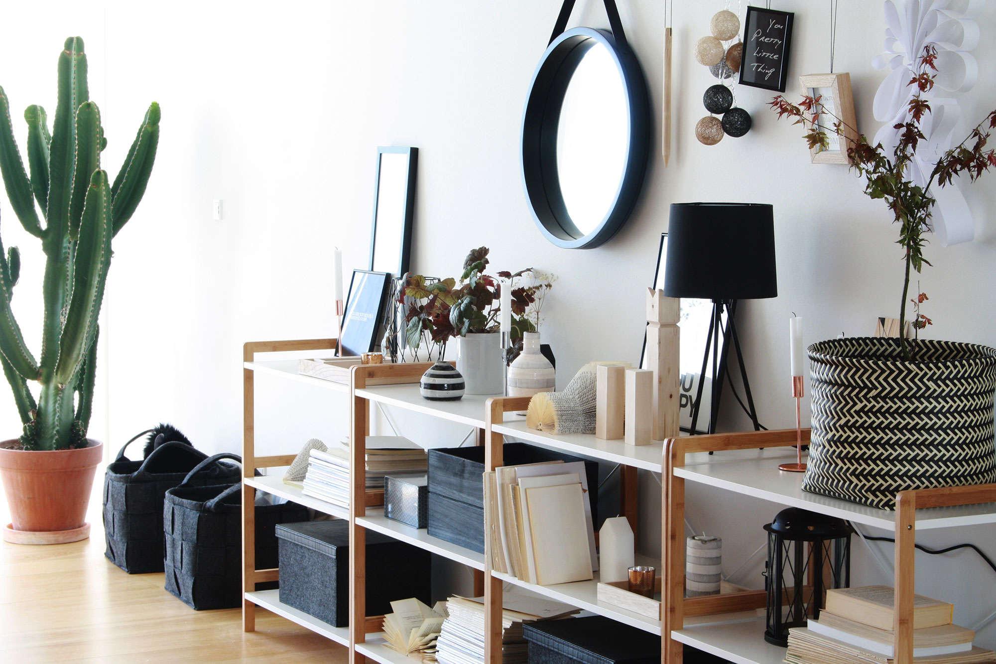 Populära Hemmafix: Fixa snygga stilleben till hyllan i vardagsrummet VJ-04