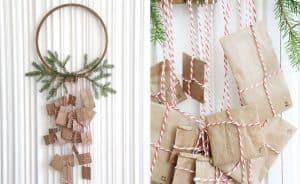 hemmagjord julkalender till pojkvän