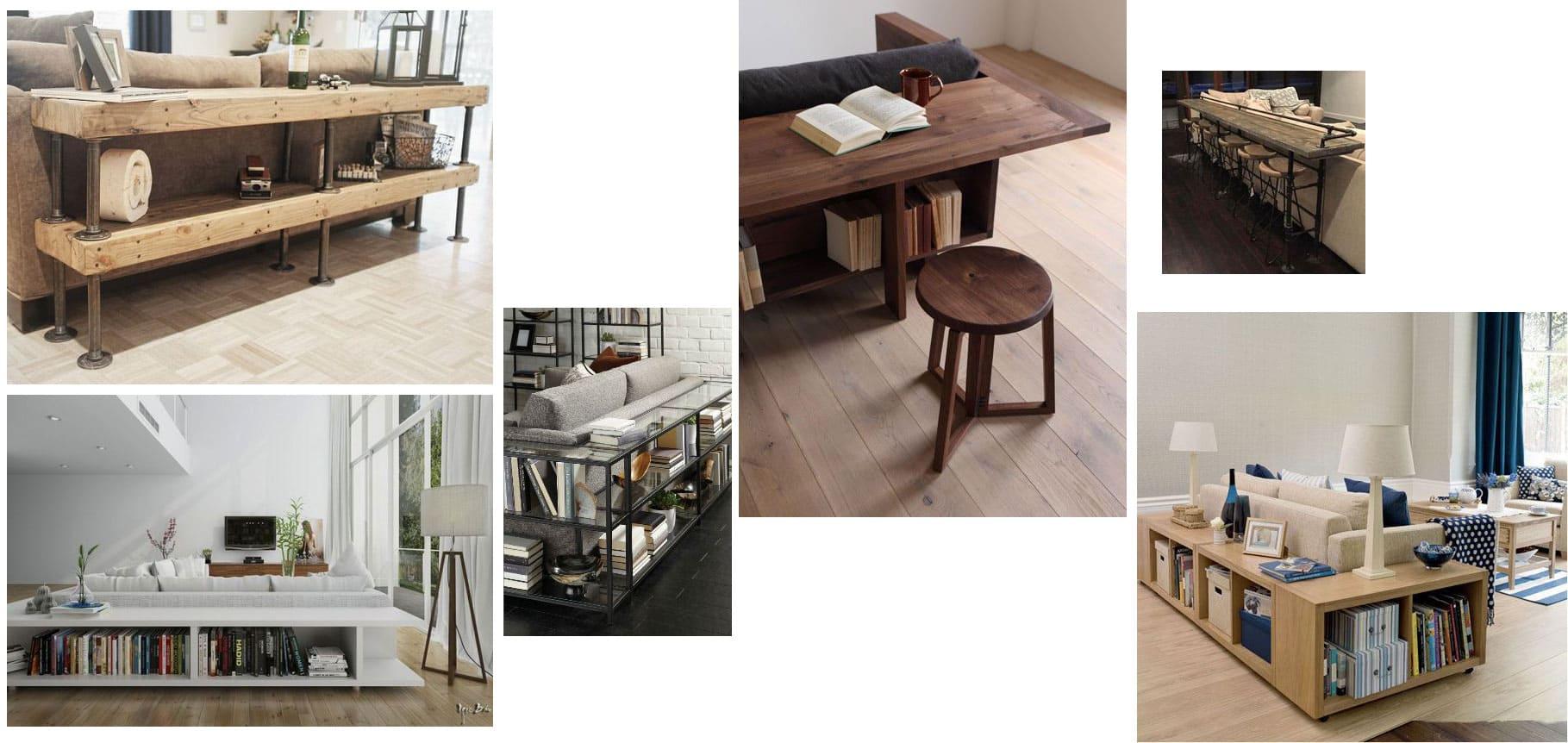 Nykomna DIY: Bygga bord eller hylla bakom soffan – Hemmafixbloggen.se SP-46