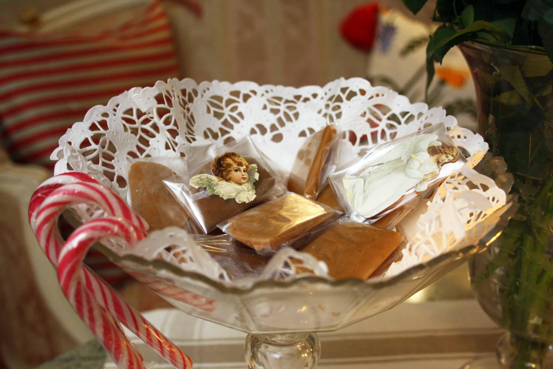 Ernst Kirchsteiger julkola med ingefära och vanilj.