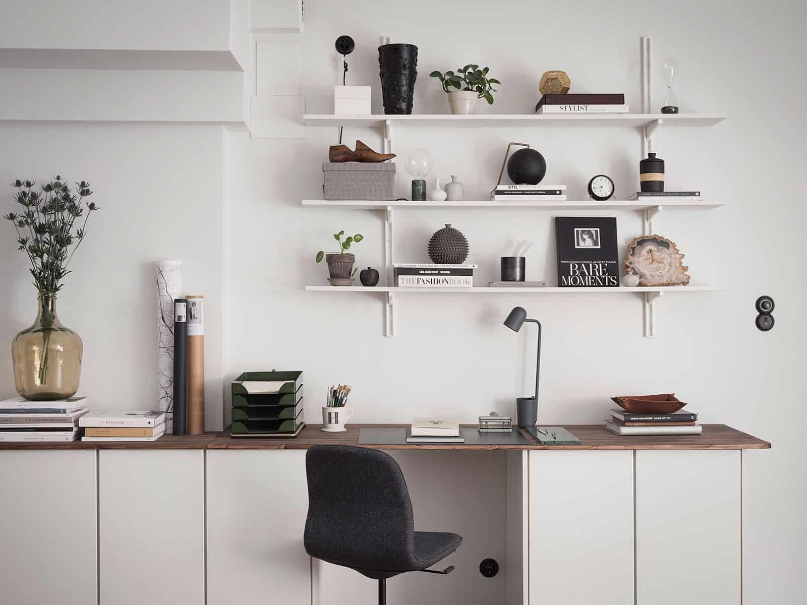 Ikea hack: Måla in Algot och Ivar – så gör du – Hemmafixbloggen