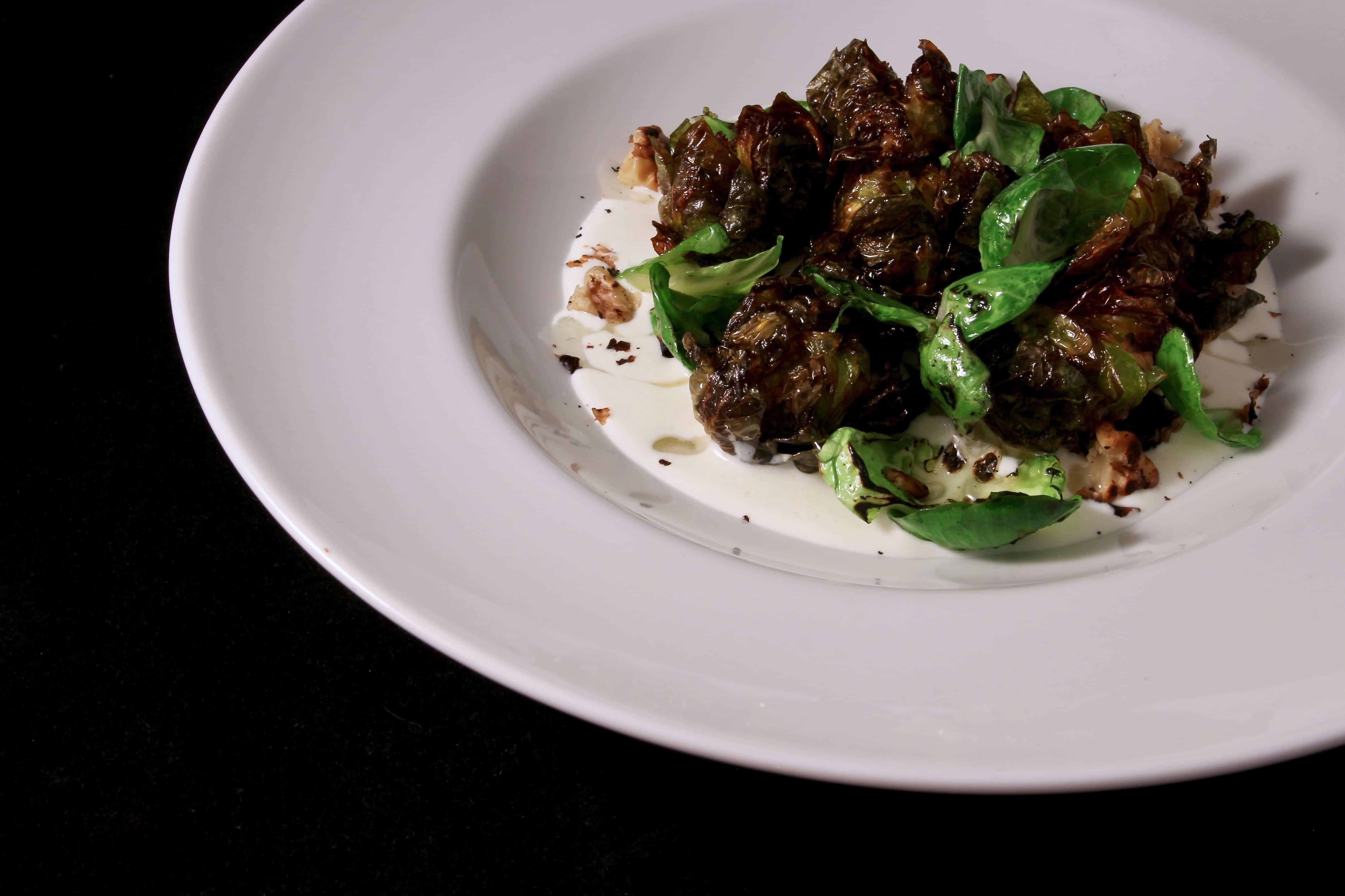 vegetarisk middag