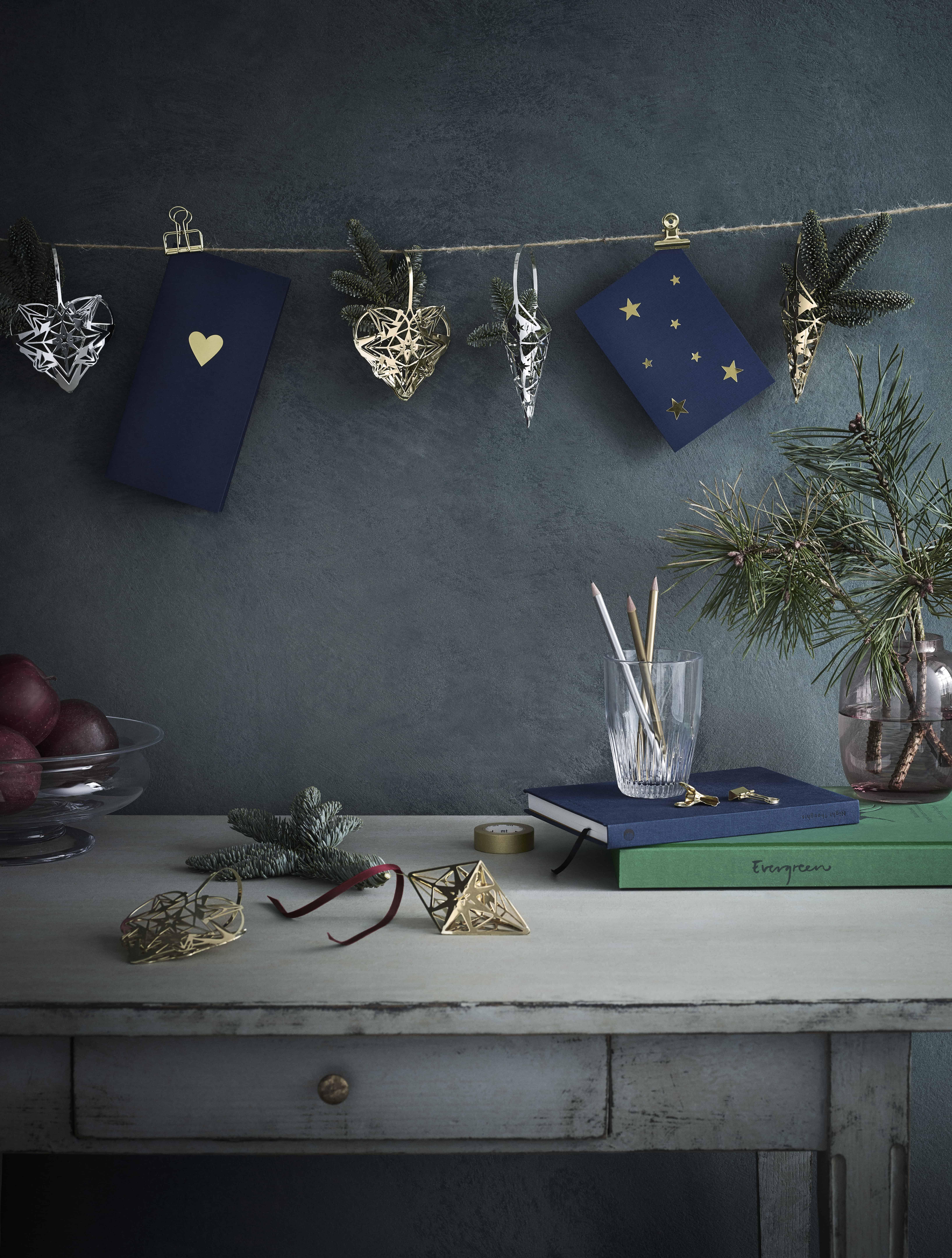 Tävling: Vinn sagolikt vacker juldekoration från Rosendahl