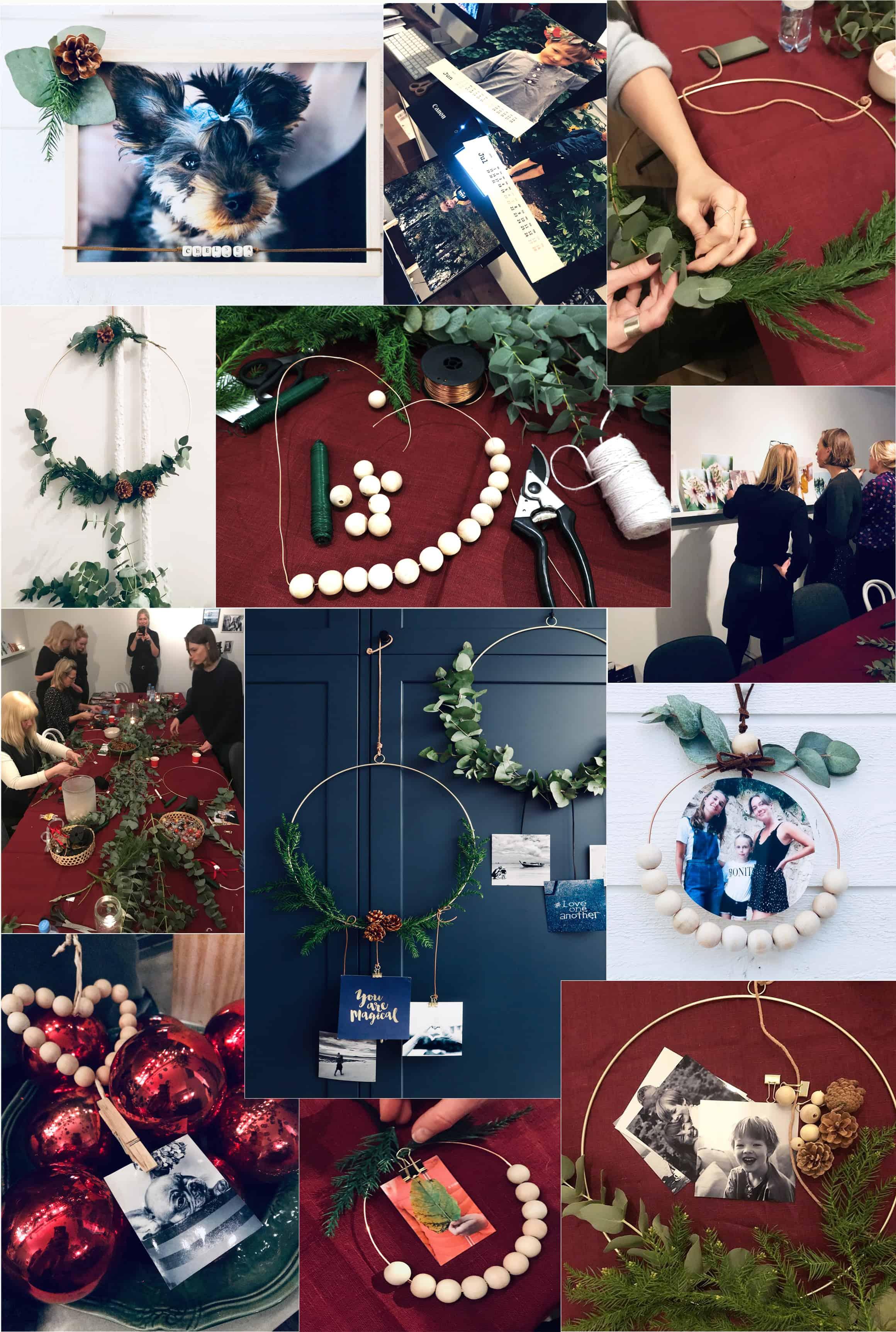 Kreativ julklappsverkstad på Snickeriet