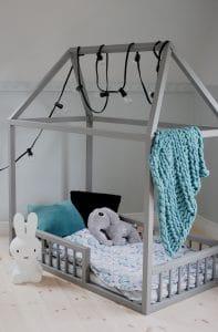 Veckans budgettips: Mysigaste tältet till barnrummet