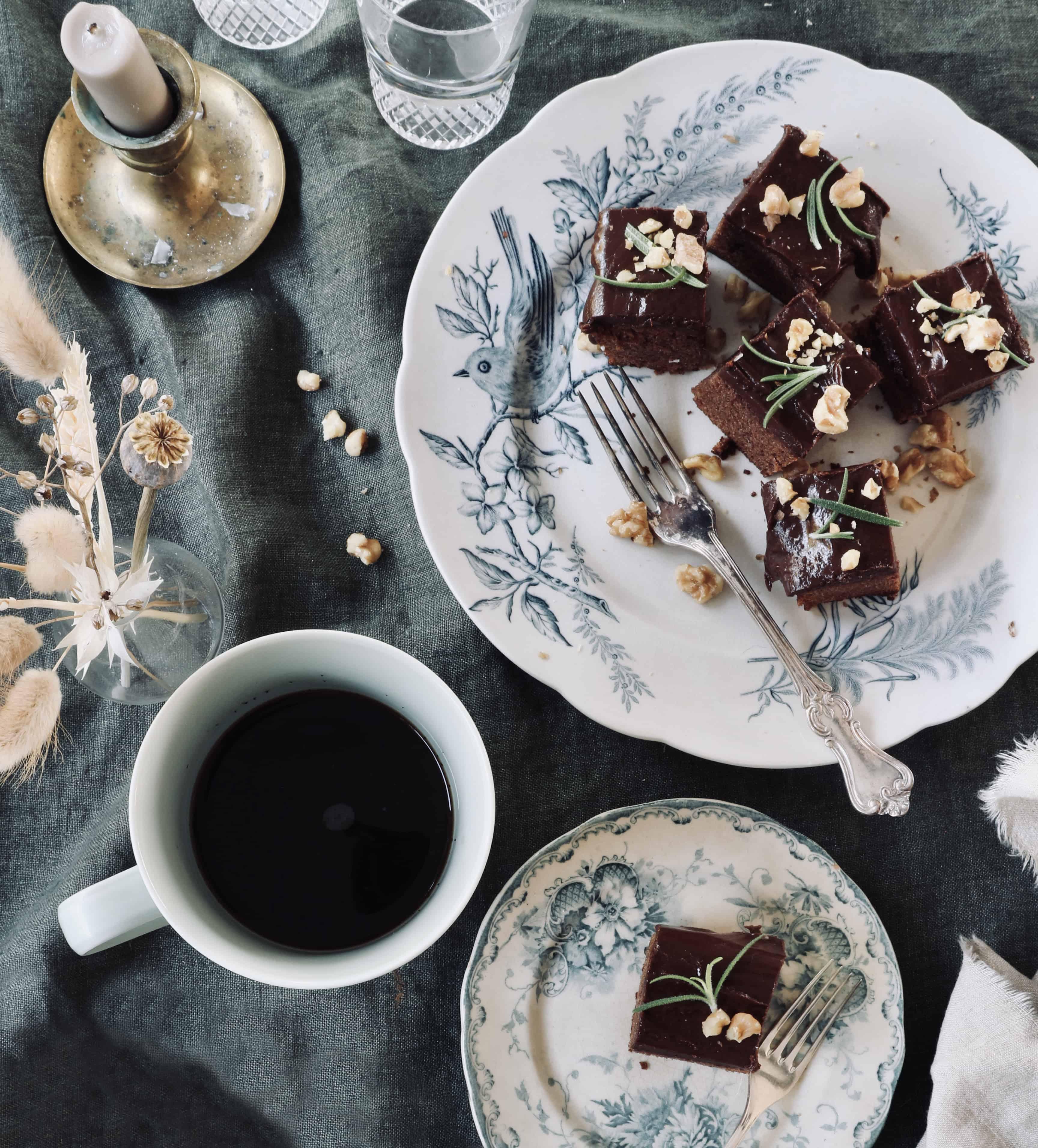 Recept: Glutenfria chokladbrownies – gjorda på kidneybönor istället för mjöl