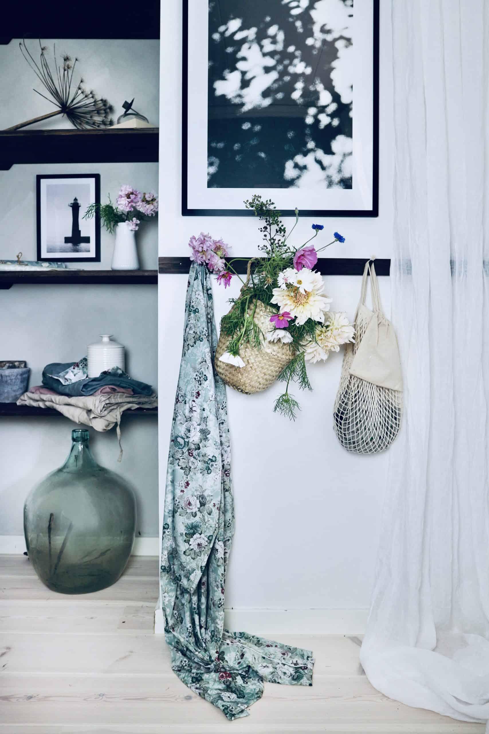 DIY: Gör en egen knopplist – enklare än du tror och måttanpassad efter din vägg