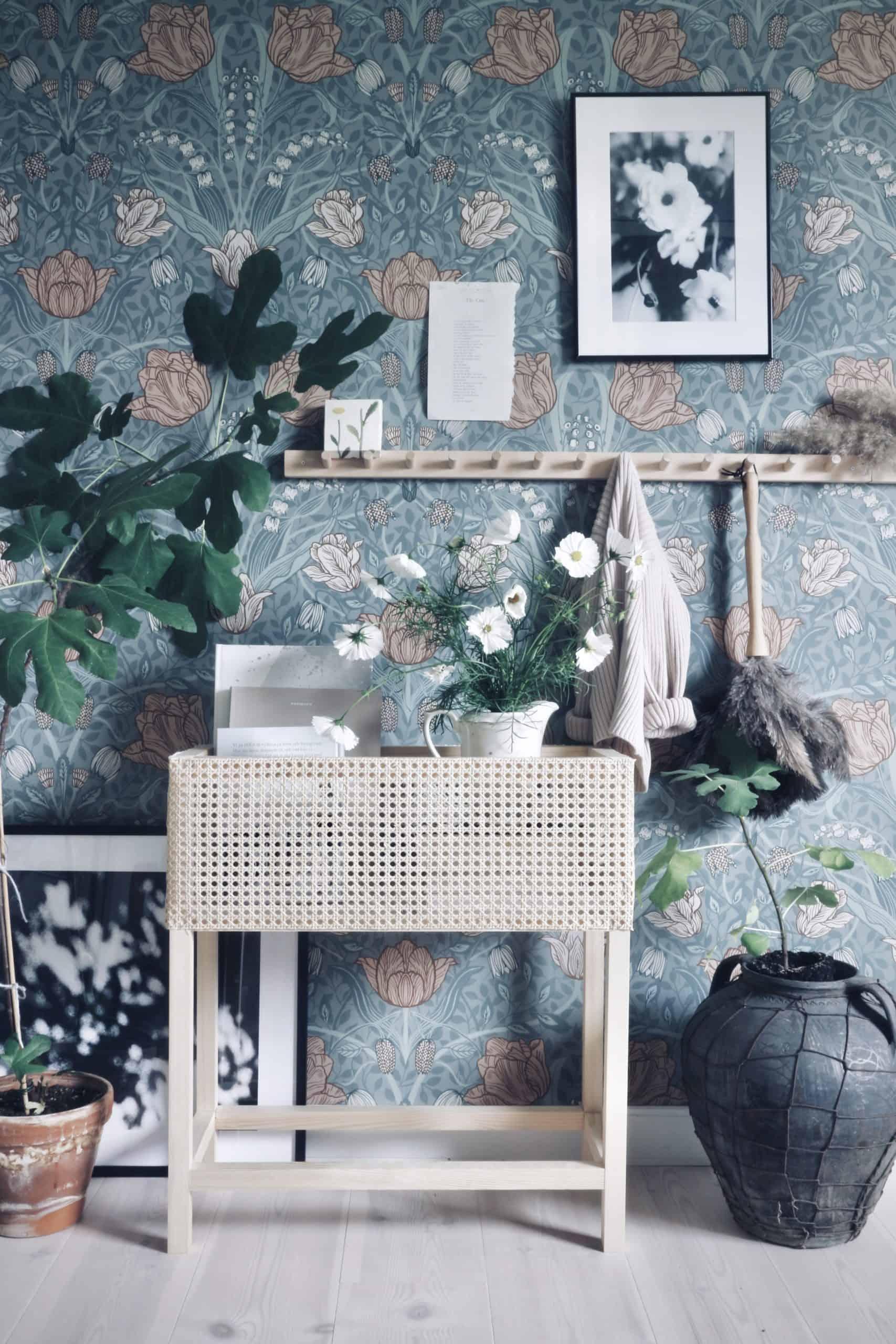 Bygg ditt eget blombord för vårens all växtlighet