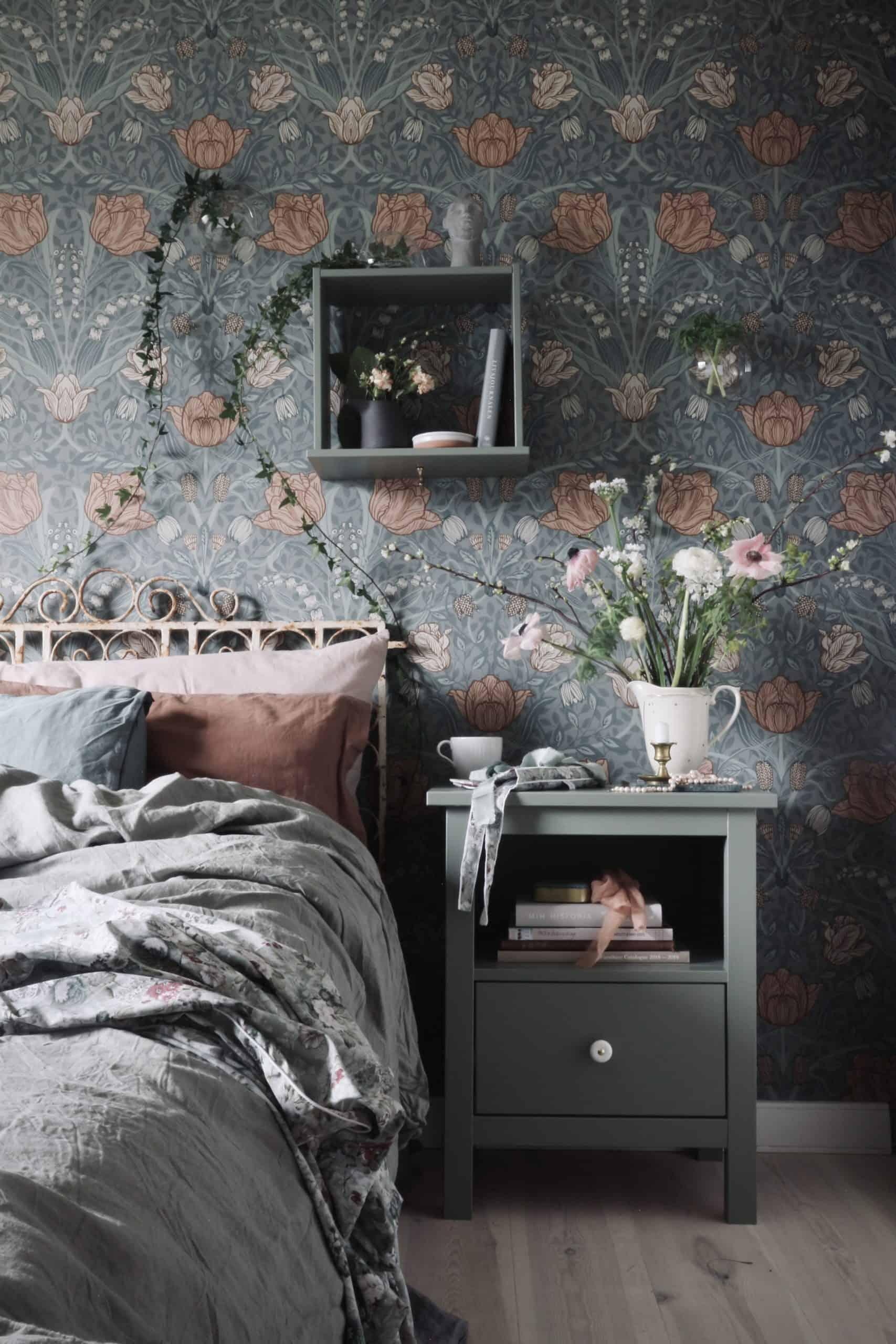 Ikea hack: Förvandla sängbordet Hemnes med färg