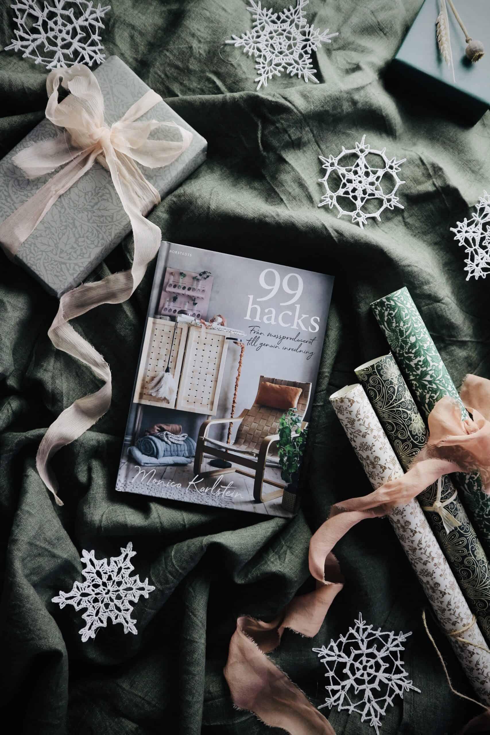 Virkade snöflingor – julens vackraste dekorationer